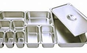Steam Table Pans & Covers